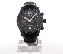 Multifort 44 Chronograph Black Strap M025.627.36.061.00