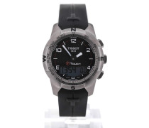 T-Touch II Rubber Black Dial 43 Titan T047.420.47.057.00
