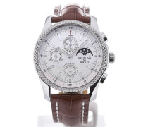 for Bentley 42 Automatic Moon Phase Leather P1936212/G629/739P