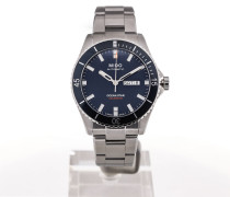 Ocean Star Captain 43 Day Date Blue Dial M026.430.11.041.00