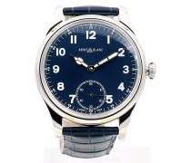 1858 Collection 44 Blue Dial 113702