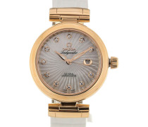 De Ville Ladymatic Co-Axial 34 MoP Diamonds 425.63.34.20.55.001