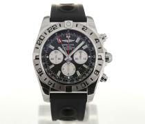 Chronomat GMT 47 Rubber Chronograph AB0413B9/BD17/201S