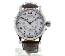 Heritage 48 Automatic White Dial L2.713.4.13.2