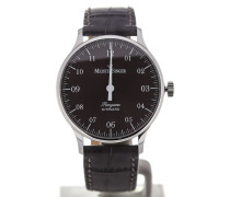 Pangaea 40 Automatic Black Dial PM907