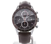 Carrera 41 Automatic Chronograph Leather CV2013.FC6234