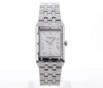 Tango Quartz Stainless Steel White Dial 5381-ST-00658