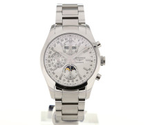Conquest 42 Moonphase Chronograph L2.798.4.72.6