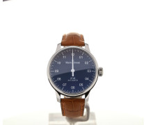 Nr 3 43 Automatic Blue Dial AM908