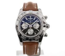 Chronomat 44 Chronograph Black Dial AB011012/B967