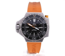 Seamaster Ploprof 50 Orange Rubber 224.32.55.21.01.002