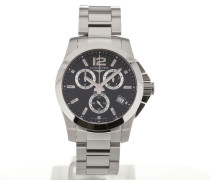 Conquest 41 Chronograph Steel L3.660.4.56.6