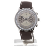 Meister Driver Chronoscope 41 Brown Leather 027/3684.00