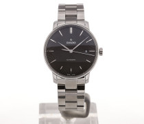 Coupole 38 Date Black Dial R22860153