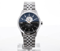 Freelancer Automatic 42 Black Dial Guilloche 2710-ST-20021