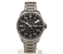 Khaki Aviation Pilot 46 Day Date H64715135