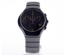 True Chronograph Black Index Gold R27814152