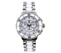 Formula 1 Damen Chronograph Diamanten Weiss CAH1213.BA0863