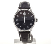 Salthora 40 Automatic Black Dial SH907