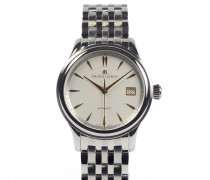 Les Classiques Date Automatic 38 Silver Dial Stainless Steel LC6027-SS002-131