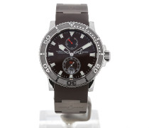 Marine Diver 43 Automatic Brown Rubber 263-33-3/95