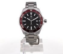 Aquaracer 43 Quartz Black Dial WAY101B.BA0746