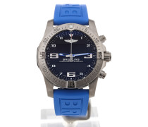 Exospace B55 46 Chronograph Blue Strap EB5510H2/BE79/235S