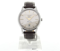 Flagship Heritage 39 Automatic Leather L4.795.4.78.2