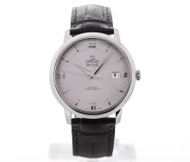 De Ville Prestige Co-Axial 39,5 Black Leather Strap 424.13.40.20.02.001