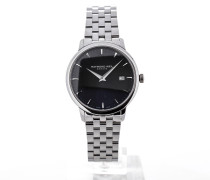Toccata 39 Stainless Steel Blue Dial 5488-ST-50001