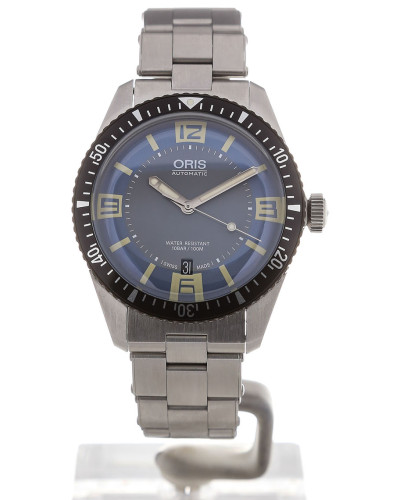 Divers Sixty-Five 40 Automatic Date Steel 01 733 7707 4065-07 8 20 18