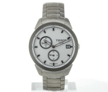T-Sport Titanium GMT White Steel 43 T069.439.44.031.00