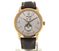 50s Presidents' Moon Phase 42 Pink Gold Silver-toned Dial 580558.330L