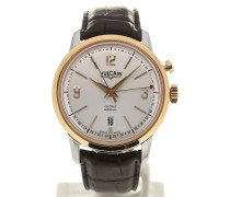 50s Presidents' Watch 42 Pink Gold Silver-toned Dial 110651B26.BAL107