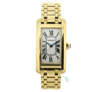 Tank American Piccolo Yellow Gold W26015K2
