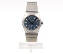 Constellation 35 Co-Axial Automatic Blue Dial 123.10.35.20.03.002