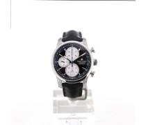 Pontos 43 Chronograph Leather Strap PT6288-SS001-330
