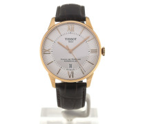 Chemin Des Tourelles 42 Automatic Leather T099.407.36.038.00