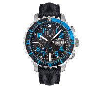 Aquatis 42 Marinemaster Blue Chronograph 671.15.45 LP