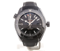 Seamaster Planet Ocean Co-Axial Master Chronometer GMT Deep Black 215.92.46.22.01.001