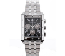 Tango Chronograph Stainless Steel Black Dial 4881ST00209