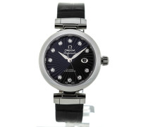 De Ville Ladymatic Black Diamonds 425.33.34.20.51.001