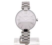 Coupole 33 Quartz Silver Dial R22850013