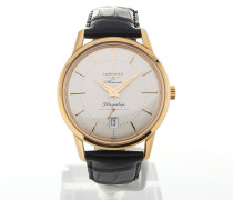 Heritage 39 Automatic Leather L4.795.8.72.2