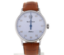 Salthora 40 Automatic White Dial SH901G