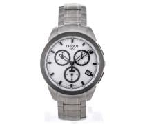 Titanium 43 Steel Chronograph T069.417.44.031.00