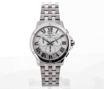 Tango Chronograph Stainless Steel Silver Dial 4891-ST-00650