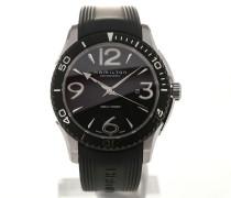 Jazzmaster 45 Seaview Black Dial H37715335