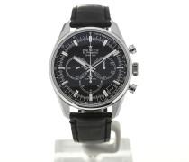 El Primero 42 Automatic Chronograph Black Dial 03.2080.400/21.C496