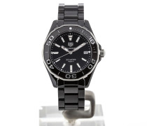 Aquaracer 35 Quartz Black Ceramic WAY1390.BH0716
